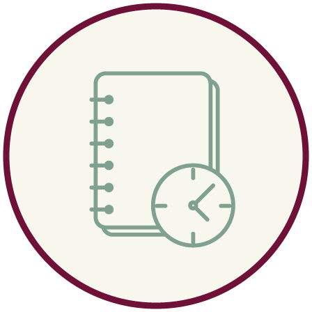 Monitoring & Evaluation icon