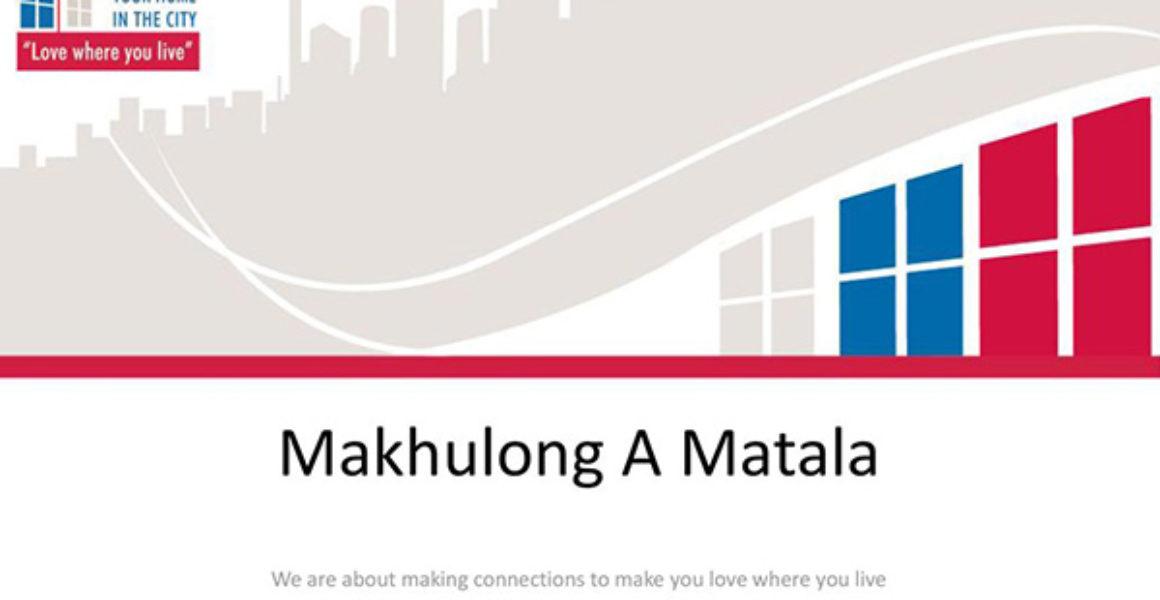 Makhulong A Matala Community Development Services