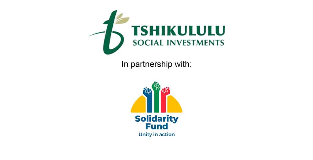 Tshikululu is currently working with the Solidarity Fund to implement its response to the gender-based violence (GBV) crisis in the country.