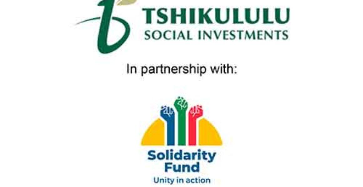 Tshikululu & Solidarity Funding_funding page